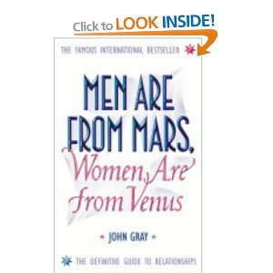 men are from mars book